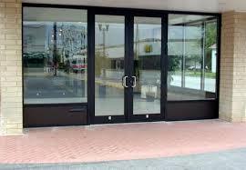 glass door entrance. Office Entrance Doors. Custom Glass Store And Fronts Doors L Door