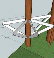 diy treehouse plans free park bench kit home depot nelson and supply portfolio of residential treehouses