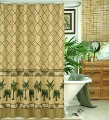 palm tree shower curtain palm tree shower curtain delightful ideas curtains pleasurable inspiration tropical hooks