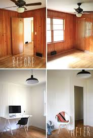 Painting Wood Walls Ideas