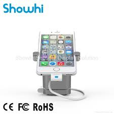 Angled Display Stand all in one angled phone display security stand for retail shop MAX 56