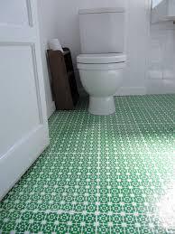 Bathrooms Flooring Neat Bathroom Vinyl Flooring Designs Installed With Various Tiles