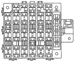 ford windstar fuse box wiring diagrams