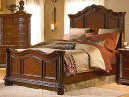 Bedroom:Round Metal End Tables Ashley Furniture Marble Top Bedroom Sets  With Tops Inspiring Queen