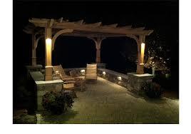 lighting for pergolas. outdoor lighting pergola b for pergolas