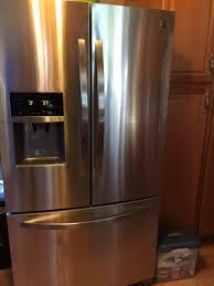 French Door kenmore elite french door refrigerator reviews photos : Kenmore Refrigerators Troubleshooting Image collections - Free ...