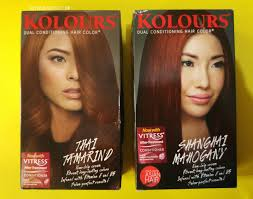 Kolours Hair Color Chart Philippines Review Kolours Dual Conditioning Hair Color In Shanghai