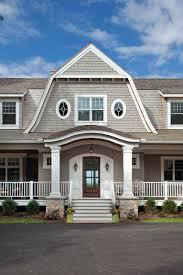 Lovely Classical Nantucket Dream Home Beach Style Exterior