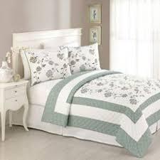 Laura Ashley Sheffield Quilt, 100% Cotton - Bed Bath & Beyond ... & Zara Quilt, 100% Cotton - Bed Bath & Beyond $119.99 King Adamdwight.com