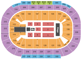 Mandalay Bay Events Center Boxing Seating Chart Mandalay Bay Events Center Tickets Mandalay Bay Events