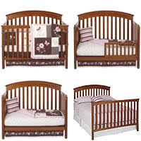 A Crib Into A Full Size Bed
