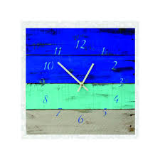 hours of wood wooden wall clock
