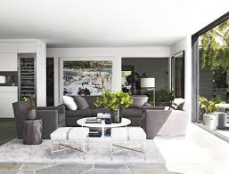Courteney Cox At Home In Her Malibu Beach House - Luxe home interiors