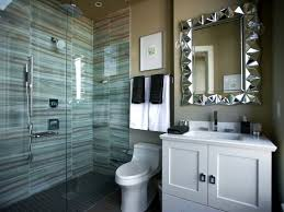 Perfect Modern Guest Bathroom Design Large Size Of With On