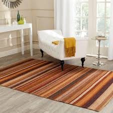 safavieh kilim rust 9 ft x 12 ft area rug