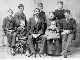 The Scarlet Letter Wikipedia The Free Encyclopedia Taylor County Iowa Unknown Family Picture Taken At Clarinda Ia