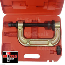 ball joint separator. large ball joint separator c frame universal kit use with cups dishes press fit