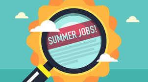 Summer Jobs Summer Is For More Than Sleep A Teachers Guide To Helping