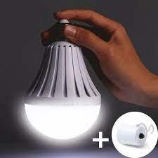 12 WATT ŞARJLI LED AMPUL LAMBA 4 ADET Fiyatları ve Özellikleri