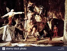 Sinbad fighting giant fist