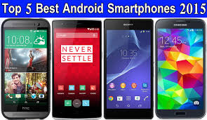 Top 5 Best Android Smartphones