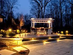 residential outdoor landscape lighting. backyard lighting residential outdoor landscape
