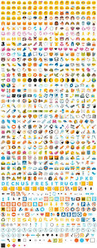 All Android Emoji Android Emoji Emoji Wallpaper Emoji List