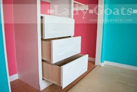 Closet Tower With Drawers Ana White Drawers For The Closet Tower Diy Projects
