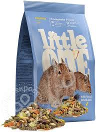 Купить <b>Корм</b> для грызунов <b>Little One</b> для дегу 400г с доставкой на ...