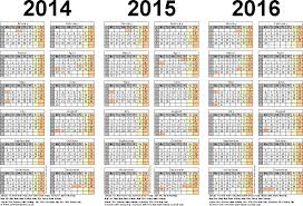 free year calendar 2015 printable 2015 and 2016 calendar printable school calendar for 2015