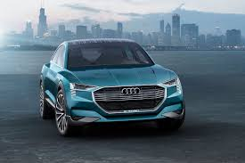 2018 audi electric car. delighful electric audiu0027s electric suv slated for a 2018 launch will simply be called u0027e tronu0027 with audi car