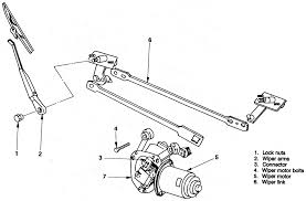 ford windshield wiper motor the best windshield ponent wiper motor diagram 1993 lx wiring ford new windshield