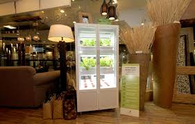 Hydroponic Grow Cabinet Grow Your Own Veggies In A Cabinet With No Soil Inquirer Lifestyle