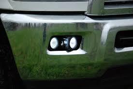 2012 Ram 2500 Fog Lights Visionx 09 13 Dodge Ram 2500 3500 Optimus Led Fog Light Kit