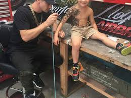 Tattoo Artist Who Gives Young Children Sleeves Explains Why Its