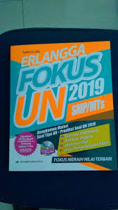 Prediksi soal un sma bahasa indonesia. Erlangga Fokus Un 2019 Smp Mts Cd Unbk Kunci Jawaban Di Lapak Dmb Buku Bukalapak