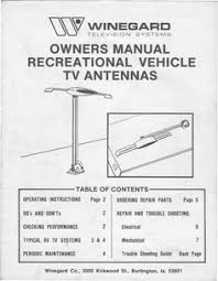 1983 fleetwood southwind class a for ontario ca rvt com 1983 fleetwood pace arrow owners manuals winegard rv tv antenna owners and operation manual