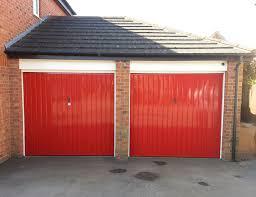 wood double garage door. Wood Double Garage Door
