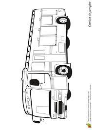 Coloriage Camions De Pompiers Sur Hugolescargot Com