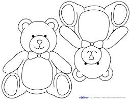 teddy bear invitations blank teddy bear printable template sample customer service resume on hotel management excel template