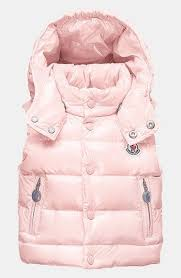 Moncler  Theo  Vest (Baby Girls) available at  Nordstrom