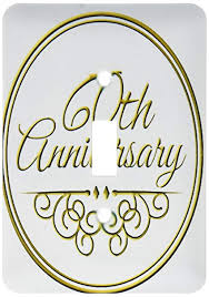3drose lsp 154502 1 60th anniversary gift gold text for celebrating wedding anniversaries 60 years married together single toggle switch single switch