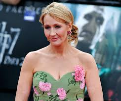revealed harry potter author j k rowling s writing style rediff  j k rowling harry potter author