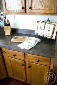 how to attach laminate countertop to base cabinets photo showing a build up strip being attached