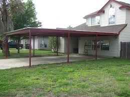 25 Inspiring Carport Ideas Attached To House U0026 Wood Carport DesignAttached Carport Designs