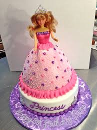 Princess Birthday Cake For Girls Hemmensland