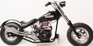 mini chopper little badass mini chopper