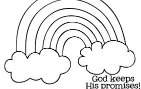 Rainbows are the perfect subjects for coloring. Printable Rainbow Coloring Pages For Kids Thoughtfulcardsender Rainbow With Clouds And Sun C Coloring Pictures For Kids Coloring Pages Nature Rainbow Drawing