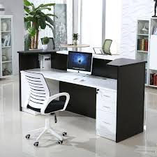 office counter design. Vintage Reception Desk Customized Wooden Office Furniture Counter Design White