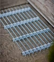 front door mats outdoorMetal Grill Galvanised Steel Doormat Outdoor Garden Entrance Front